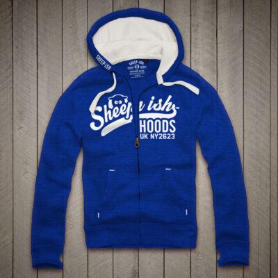 Sheep-ish ® Hoods Royal Marl