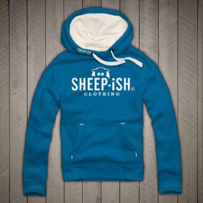 Sheep-ish ® Clothing Unisex Malibu Hoodie