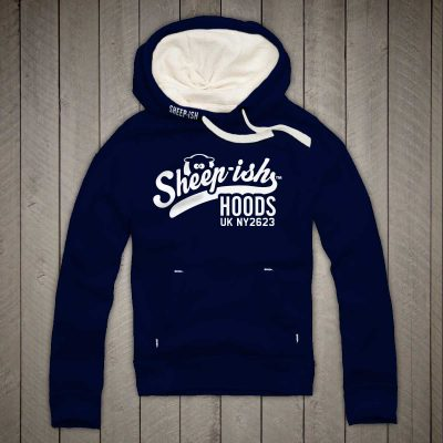Sheep-ish ® Clothing Sheep-ish Hoods  Navy